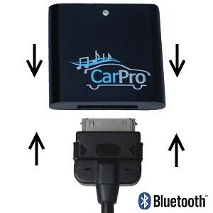 CarPro Bluetooth Receiver for Audi or VW