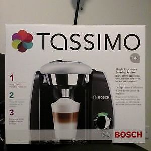 bosch tassimo coffee maker instruction manual