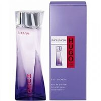 Hugo Boss Pure Purple EDP 90ml for Women ( Discontinue)