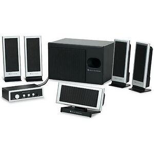 ALTEC LANSING Multimedia VS3151 50 Watts 5.1 Speaker System