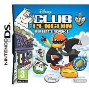 Club Penguin Herbert