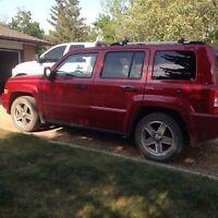 2007 Jeep Patriot great starter