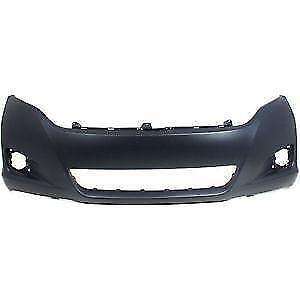 2009 2010 2011 2012 2013 2014 2015 2016 TOYOTA VENZA FRONT BUMPER -  TO1000354 - 521190T900