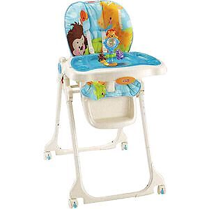Fisher Price Precious Planet Adjustable Highchair