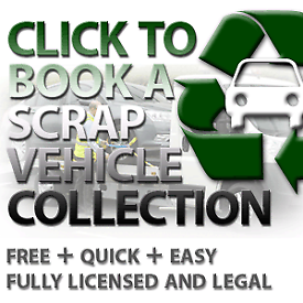 Scrap car wanted dead or alive top cash paid