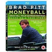 Moneyball Blu Ray
