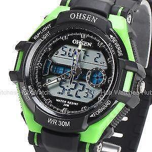 digital watches casio timex nixon ebay