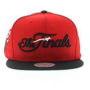 NBA Finals Snapback 23731815fc3