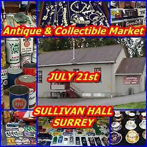 Antique & Collectible Market July 21