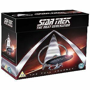 Star Trek TNG complete series DVD box set, PAL, brand new