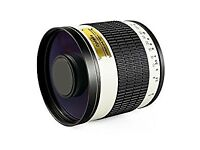 Opteka 500mm f/6.3 Telephoto Mirror Lens