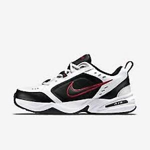 nike air monarch sneakers like new $40 size 13 leave ph number i