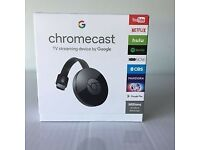 Chromecast by Google 2nd Gen Unboxed