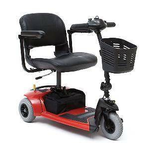 Brand new Travel Pro 3-Wheel travel scooter - no HST only $700