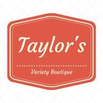 Taylor's Variety Boutique