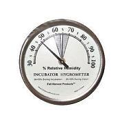 Incubator Hygrometer