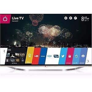 "55"" LG LED SMART TV FULL HD ONLY 15 MONTHS OLD"
