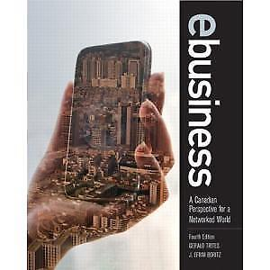 e business A Canadian Perspective for a Networked World