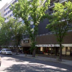 1 Bedroom Suite 2001 Cornwall St Downtown Regina