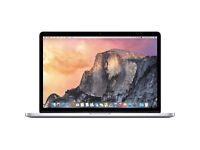 "Apple Macbook Pro 2.8GHz 2.8 GHz 15.4"" MJLU2 i7 16GB RAM 1TB RETINA 2015 IMMACULATE AS NEW BOXED"