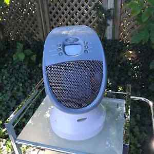 Westinghouse oscillating heater....works great