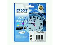 epson printer ink 27xl HALF PRICE