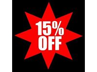 Mancheser PAINTER April 15% off !! - 20 years experience Greater Manchester