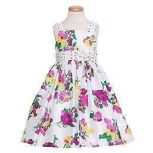Girls Summer Dresses Ebay