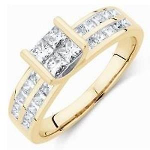 Princess cut diamond Karnup Rockingham Area Preview