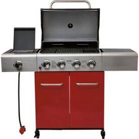 Outback apollo 4 burner gas barbecue