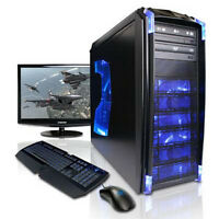 Ultimate GAMING PC Core i7 8x4.0GHz 8Gb 1Tb GTX960 2Gb