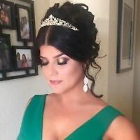 PROFESSIONAL MAKEUP & HAIRSTYLIST Affordable Bridal Party