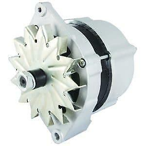 Outboard - Nissan - McCormick (2001-2004) , New Holland Industrial (2004-2006) 95 Amp/12 Volt, CW, w/o Pulley