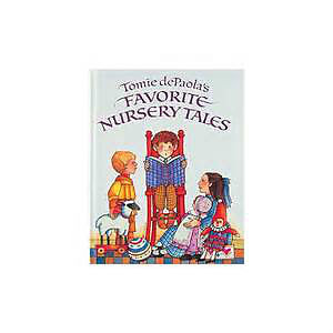 TOMIE DEPAOLA'S FAVOURITE NURSERY TALES