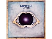 LEFTFIELD - DOWNSTAIRS STANDING - O2 BRIXTON ACADEMY - SAT 13/05 - £55!