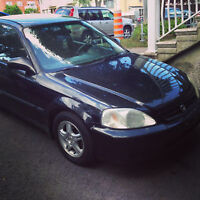 2000 Honda Civic DX ( gpf1 # 338/600 ) 1600$
