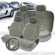 2001 Honda Accord Seats