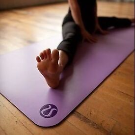 Lululemon Yoga Mat suitable for Hot Yoga
