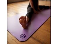 Lululemon Yoga Mat suitable for Hot Yoga
