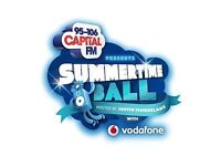 GOLDEN CIRCLE TICKETS CAPITAL FM SUMMERTIME BALL SOLD OUT! SPECIAL PRICE