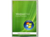 Original Windows Vista Home Premium,£24.99,Windows Vista Home Premium Disc In The Case With Manual