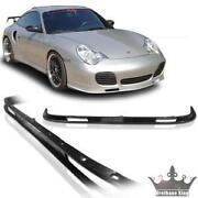 Porsche 996 Turbo Bumper