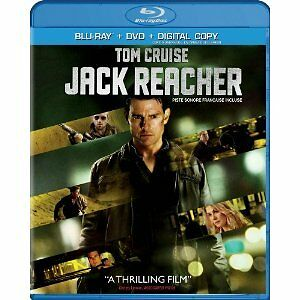 Jack Reacher (2012) - Blu Ray + Digital Copy