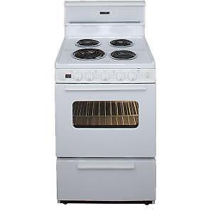 """WANTED - 24"""" ELECTRIC  STOVE / OVEN WORKING CONDITION"""