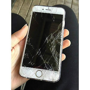 iPhone 6 Crack Screen Replacement $ 78.99