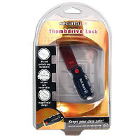 Brand new In Package Thumbdrive Flashdrive Lock Data Guard