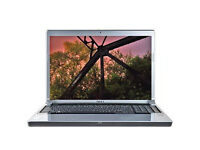"Dell Studio 1737, 17""Laptop, intel pentium dual core, 3GB, 160GB HDD,WIN VISTA"