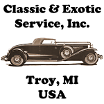 Classic And Exotic Service