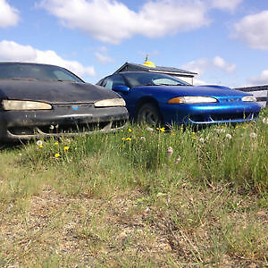 1992 Eagle Talon Coupe (2 door)