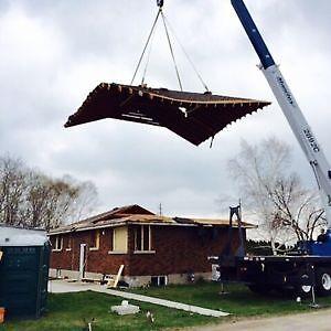 Mobile Boom Truck Crane Rental-22ft Flatbed-Man Basket-135 hour! Kitchener / Waterloo Kitchener Area image 3